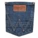 Wrangler Retro Amarillo Slim Straight Jean Pocket